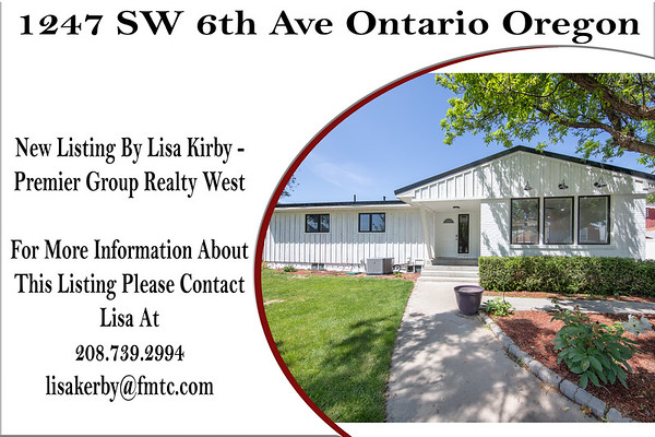 1247 SW 6th Ave Ontario Oregon - Lisa Kerby