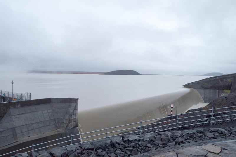 Karahnjukar Dam