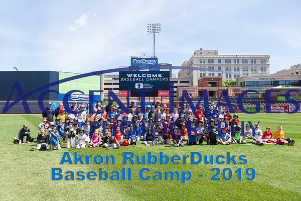 Baseball Camp - June 2019