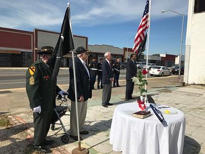 Tuskegee Airmen - Davis - NcFadden Park Prichard, AL