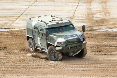 Tactical & MRAP Vehicles