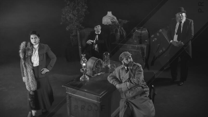 Sherlock Holmes and a Scandal in Bohemia (2021)