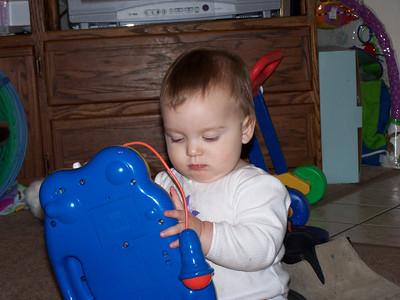 Kelli April 2006