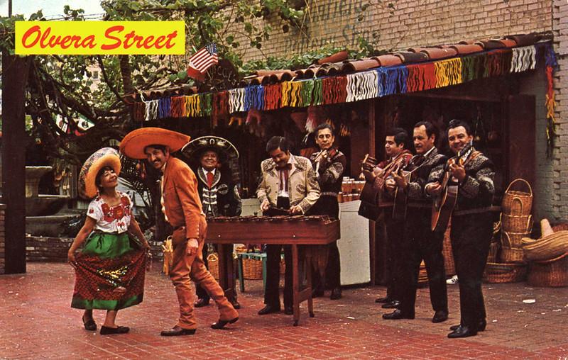 Olvera Street Mariachi