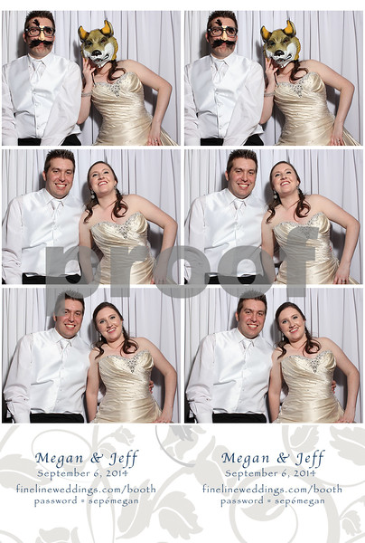 Megan & Jeff - 9.6.14