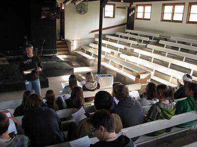 Nov 2011 Retreat