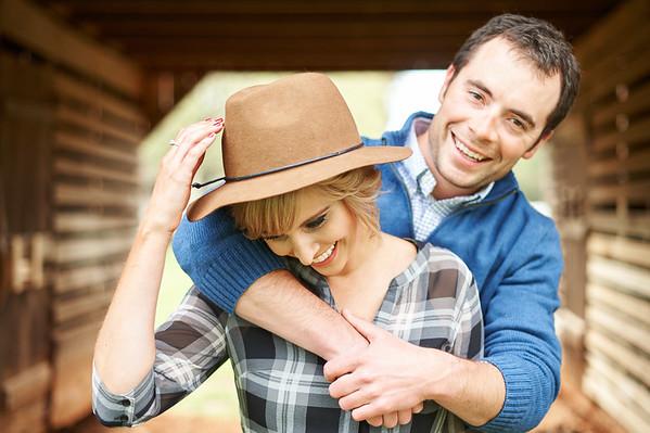 Kelly + Brian . Engaged