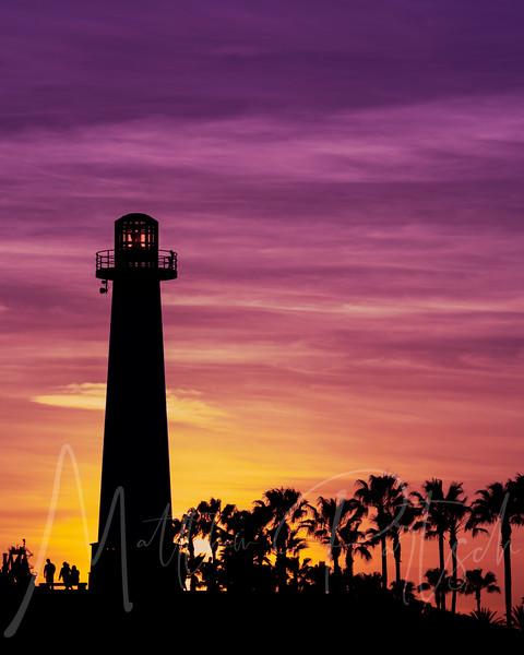 Parker's Lighthouse in Long Beach, California