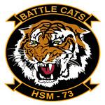 "HSM-73 ""The Battle Cats"""
