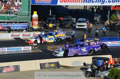 2016 Summit Nationals - Funny Car