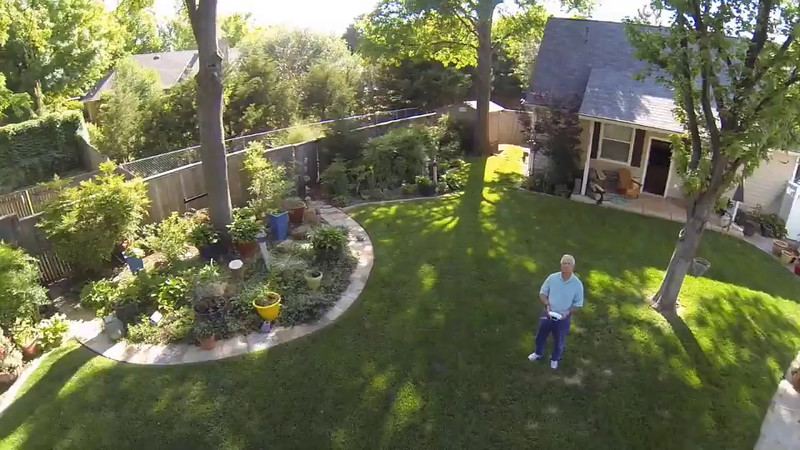 First Drone video 5-17-2014