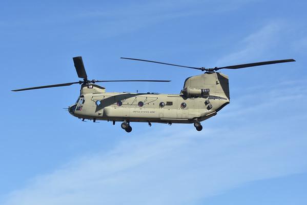 CH-47 Chinooks