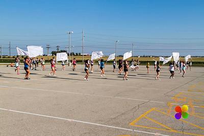 Band Camp 2012 - Day 6