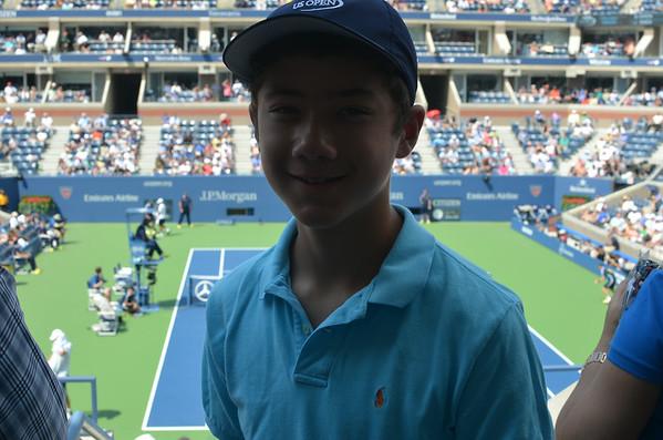US Open 2014 William