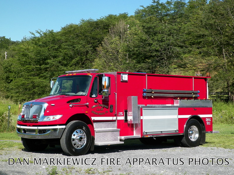 GREGG TOWNSHIP FIRE CO.