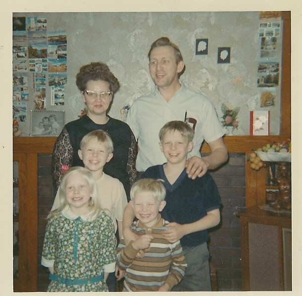 Nielsen,shirley,ted,family