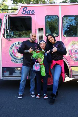 Pink heals of Bergen County / Fairlawn 10-21-18