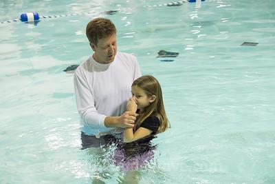 Baptism October 5, 2014