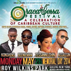 Oracabessa Festival A Celebration Of Caribbean Culture (5.26.14)