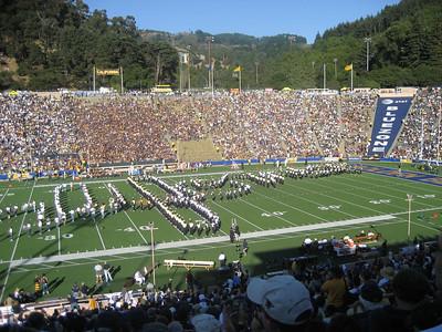 Cal vs. Portland State, Sept 15, 2006