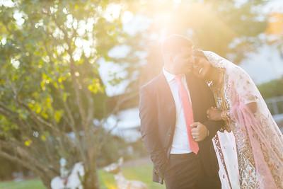 Orna & Mo - Backyard Wedding Party