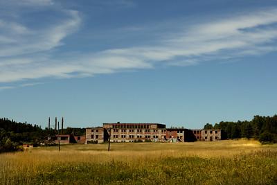 Camp Bison Prison