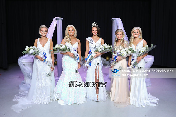 Tishomingo County High's 2021 Beauty Review