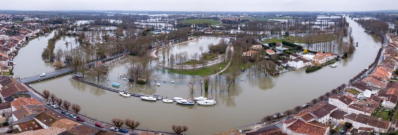 Saint-Savinien-dans-Charente: reportage
