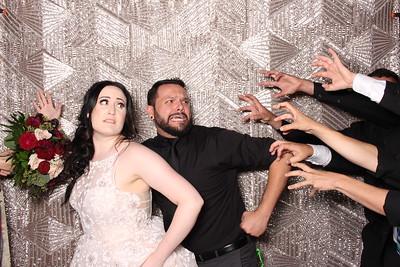 Rhoni & Jayson's wedding