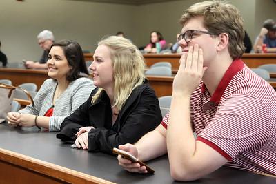 2019 Mercer Advocacy Council Closing Argument Competition