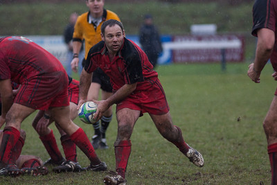 Cheltenham Rugby 10th February 2007