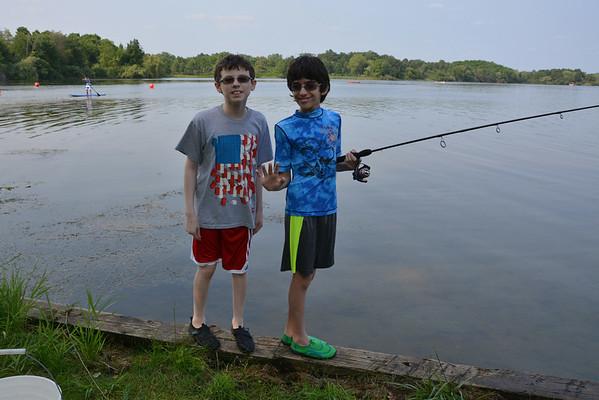 Fishing with Nuri