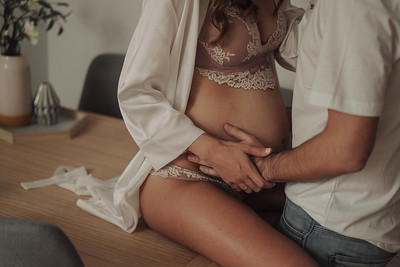 Maider + Javi | Embarazo