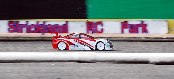 Race #4 - Strickland