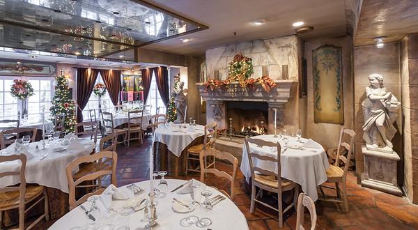 La Caille Restaurant December 20009