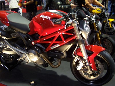 2009 motorcycle show