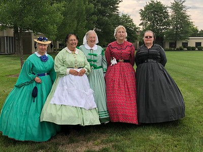 Civil War Weekend in Wilton