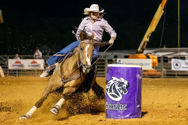 2021 Cedar City Rodeo - Slack, Barrels