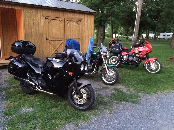 June 2016 Virginia Motorcycle Trip