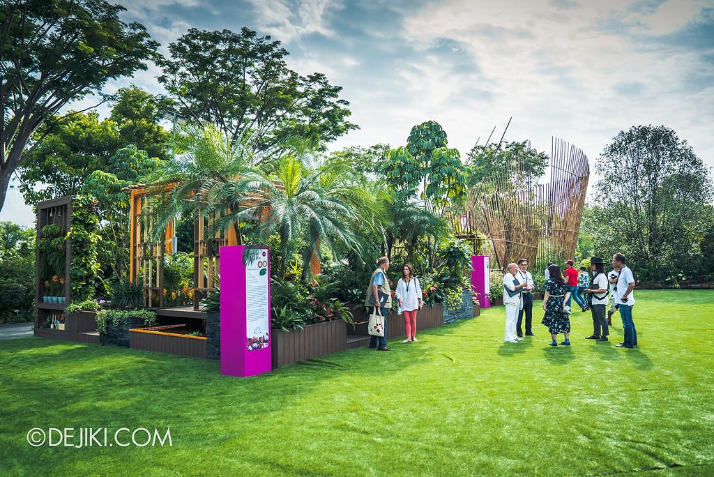 Singapore Garden Festival 2018 - Landscape Gardens overview