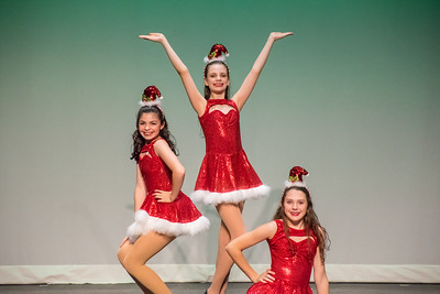 Campaneria Dance Ensemble A Holiday Prelude Saturday Night 12/14/2019