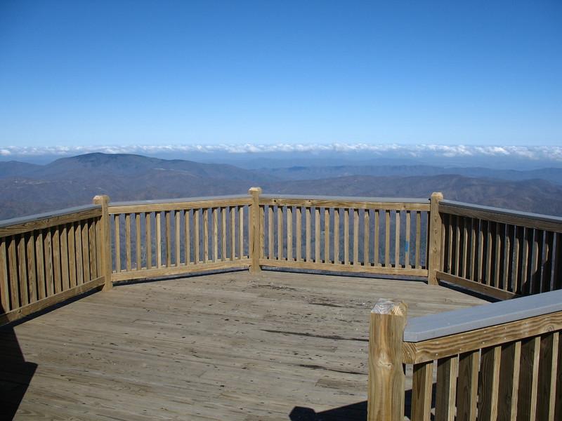 Roan High Bluff Summit - 6,267'