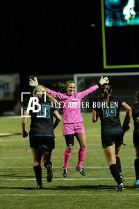 2017 Cal Poly Women's Soccer vs Denver