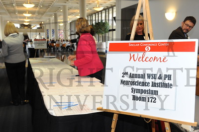 12535 Neuroscience Symposium at the Ponitz Center 11-5-13