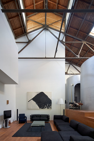 Interieur Waterfabriek. Havermans Hielkema architecten
