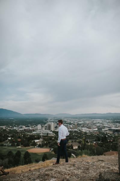 Deebz + Christa // Utah Wedding Photography