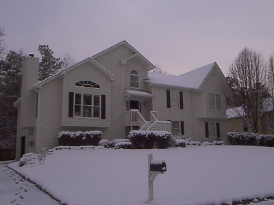 01-03 - Our Snowy House - Smyrna, GA