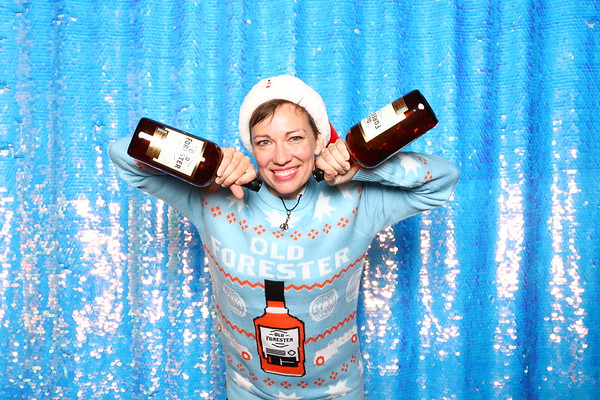 Old Forester - Ugly Sweater Party