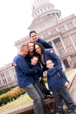 The Robbins Family - December 8, 2009