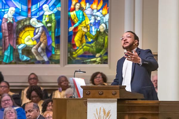 Rev. Martin Lutheran King Jr. Celebration 1 19 2020